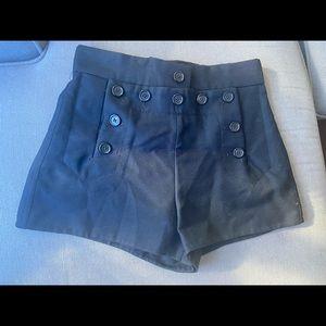 Marc jacobs mini shorts